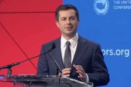 Buttigieg Tells Conference America Would Be Better Governed With 'A Mayor's Eye View'