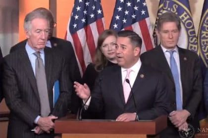 House Leaders Unveil Framework for $760 Billion Infrastructure Plan