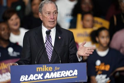 Bloomberg to Join Democratic Presidential Contenders at Wednesday's Debate