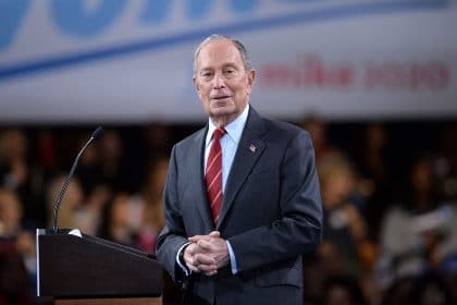 Bloomberg Drops $124 Million in Super Tuesday States