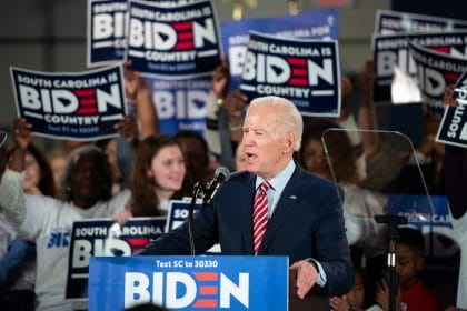 'It Ain't Over, Man,' Biden Says in South Carolina