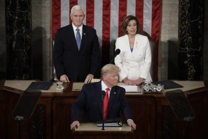 Partisan Passions Overtake Trump's State of the Union Speech