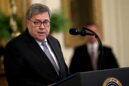 Trump Tweets 'Make it Impossible for Me to Do My Job,' AG Barr Says
