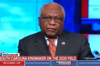 Clyburn Warns Sanders Victory May Endanger House Democrats