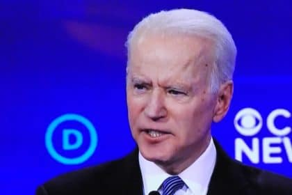Biden Warns Obamacare Could Be Repealed if Trump's Supreme Court Pick is Confirmed