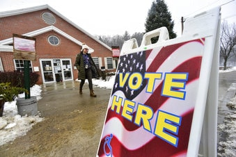 Moderates Prevail Among Dem Voters in New Hampshire