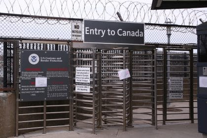 Families Seek Exemptions to U.S., Canada Land Border Closure