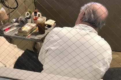 'Prisons Are Bacteria Factories'; Elderly Inmates Are Most at Risk of Illness