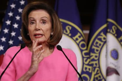 Pelosi Vows Quick House Approval of $2 trillion Coronavirus Relief Plan