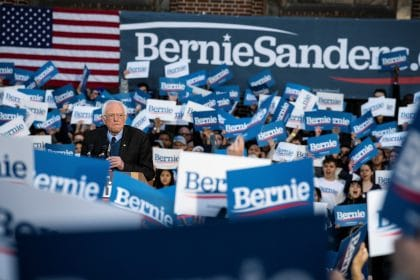 Sanders Suspends All Campaign Facebook Ads Amid Rumors His Campaign is Finished