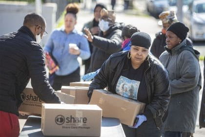 Nearly $1.4 Billion Needed to Feed Hungry Nationwide
