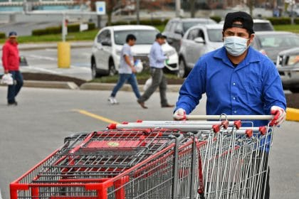 Grocery Stores Seeking Masks for 'Essential' Workers Confront Shortages, Federal Interference
