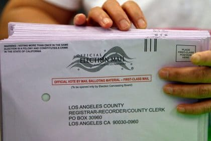 At the Local Level, Many Republican Election Officials Favor Mail-In Voting