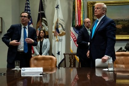 Treasury Secretary Says US Economy Could Be Back in Business by May