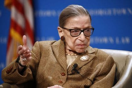 Justice Ginsburg Has Left Hospital, Is Doing Well at Home, Court Says