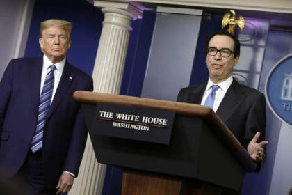 Mnuchin Says 'Strong Likelihood' US Will Need More Stimulus