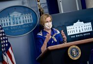Dr. Birx Won't Say Whether U.S. Will Shut Down for Potential Coronavirus Second Wave