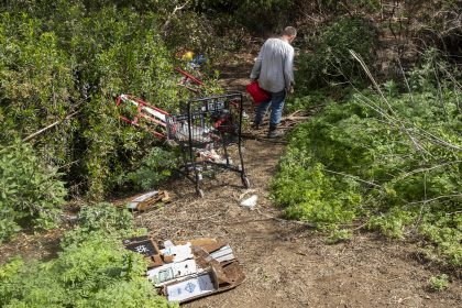 Against CDC Guidance, Some Cities Sweep Homeless Encampments