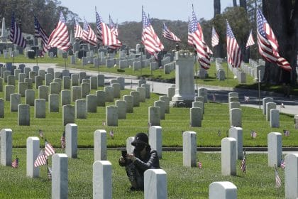 US Faces a Memorial Day Like No Other