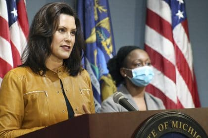 Whitmer Latest to Join Governors Coalition on Election Security