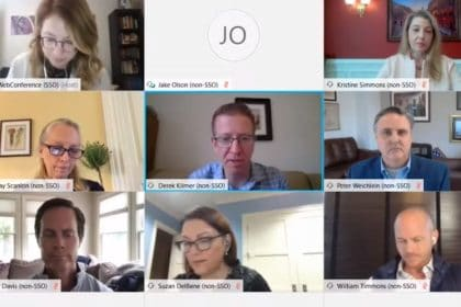 Select Committee Members Host Virtual Discussion on Remote Work by District Staff