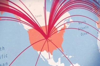 New Tool Developed by RAND Corp. Uses Air Travel Data to Predict COVID-19 Risk