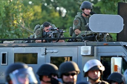 Lawmakers Look at Military Gear Transfers to Police