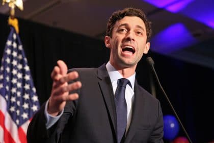 Jon Ossoff Avoids Runoff to Win Democratic Nomination for Senate in Georgia