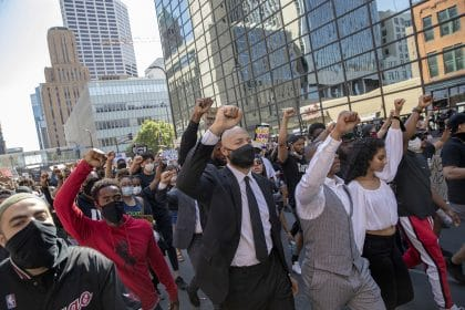 Protests Hammer US Cities Struggling to Recover After Lockdown