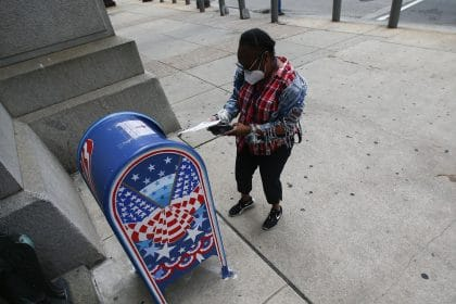 Trump Campaign Sues Pennsylvania Over Mail Ballot Drop Boxes