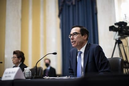 Congress Demands Treasury Department Monitor Coronavirus Bailout Money Better