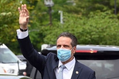 Cuomo, N.Y. Task Force Head to Georgia to Help in COVID-19 Fight