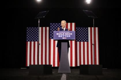 Biden Previews His Plans on Education and Care for The Elderly