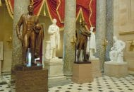 House Democrats Propose Removal of 'Racial Intolerance' Statues From Capitol