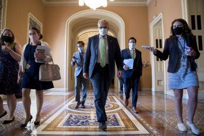 In Sprawling Capitol, Leaders Struggle to Keep Virus at Bay