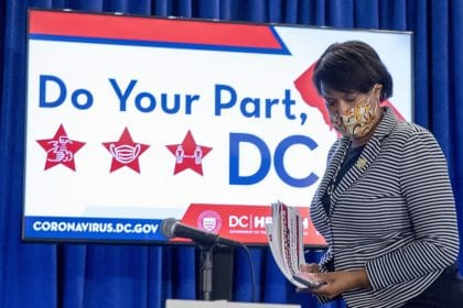 D.C. Public Schools Will Go All-Virtual Until At Least November