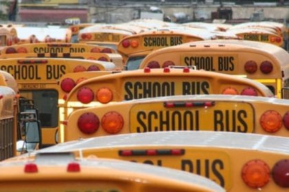 School Buses Pose Social Distancing Problem as Schools Prepare to Reopen