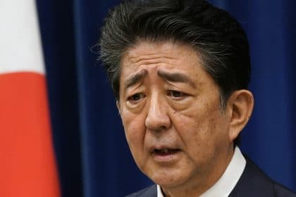 Japan PM Shinzo Abe Says He's Resigning for Health Reasons