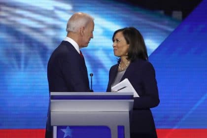 It's Official: Kamala Harris Named Joe Biden's Vice Presidential Running Mate