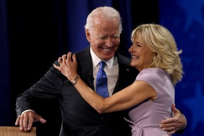 Joe Biden Accepts Democratic Nomination Promising 'We'll Find The Light Once More'