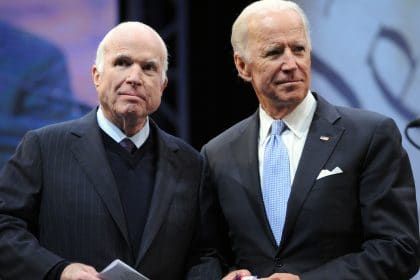 'An Unlikely Friendship': Cindy McCain Speaks of Her Late Husband's Relationship With Joe Biden
