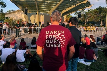 Parkland Shooting Survivors Begin Voter Drive Aimed at Young People in Swing States
