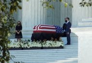 Thousands Gather to Remember Ginsburg as Justice and American Icon