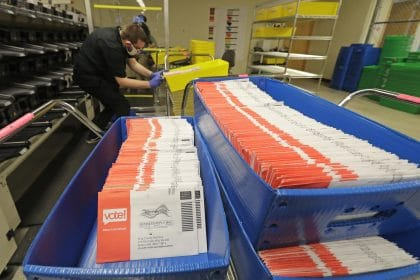 A Million Mail-in Ballots Could Go Uncounted This Fall. The USPS May Not Be to Blame