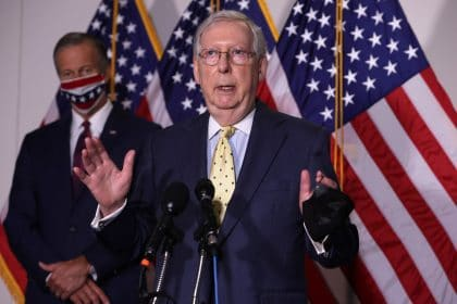 Senate Democrats Block GOP Coronavirus Plan as Hopes Fade for Relief Deal