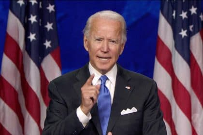 Biden Strikes a Presidential Tone as He Inches Closer to the White House