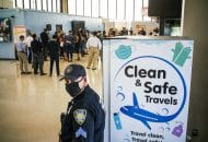 CDC Issues 'Strong' Call for Wearing Masks on Airplanes, Trains