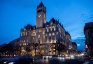 Trump Eyes Hosting Election Night Party at His DC Hotel