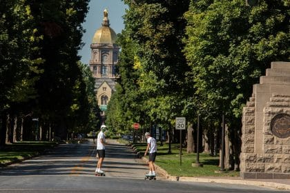 Notre Dame Faculty Members Urge Barrett to Pause Confirmation Process