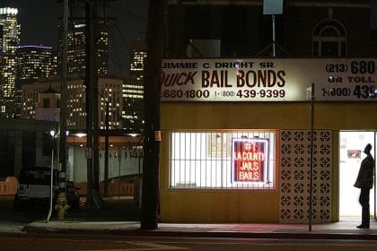 Proposition 25 Would End Cash Bail in California. Is the Replacement Any Better?